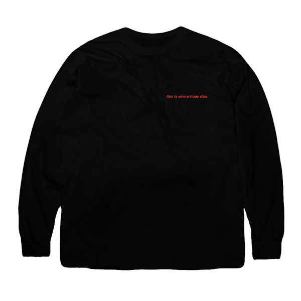 TIWHD Long Sleeve T-shirt