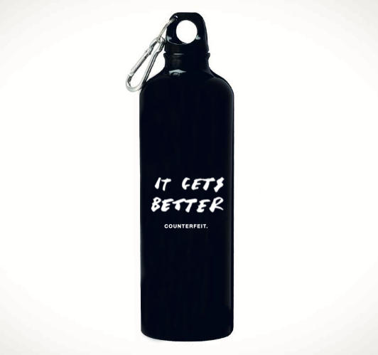 It Gets Better Reusable Water Bottle