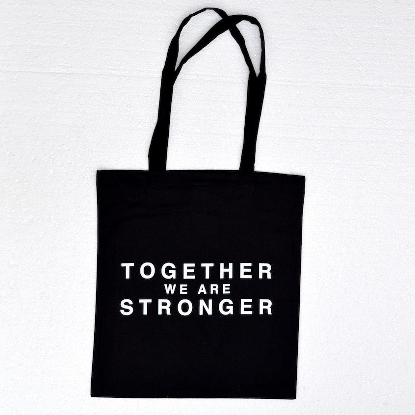 Together We Are Stronger Tote Bag
