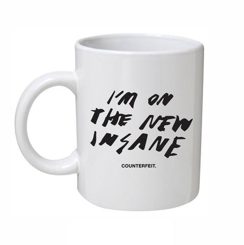The New Insane Mug