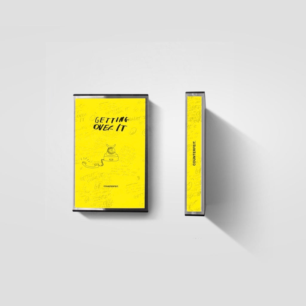 Getting Over It Limited Edition Cassette Pre-Order