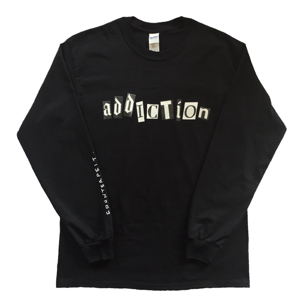 Addiction long sleeve