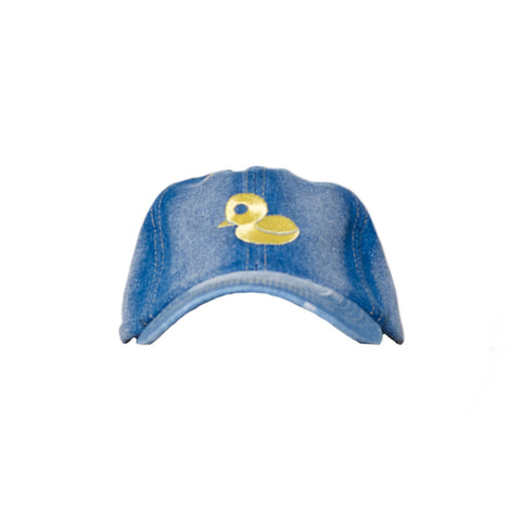 Denim Duck Hat