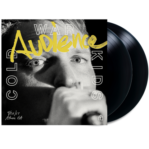 Audience 2LP Vinyl + Digital Download