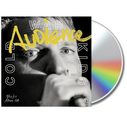 Audience CD + Digital Download