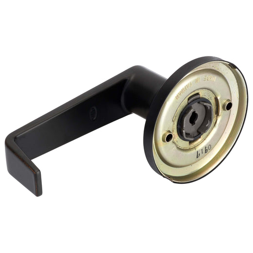 Image Of Atlas Light Duty Commercial Door Lever Set Dummy / Inactive Function - Venetian Bronze Finish - Harney Hardware