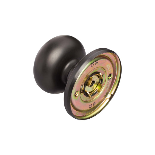 Image Of Callista Inactive / Dummy Door Knob - Venetian Bronze Finish - Harney Hardware