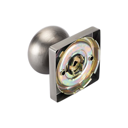 Image Of Kendall Inactive / Dummy Door Knob - Satin Nickel Finish - Harney Hardware