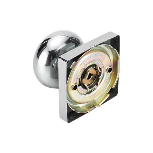 Image Of Kendall Inactive / Dummy Door Knob - Chrome Finish - Harney Hardware