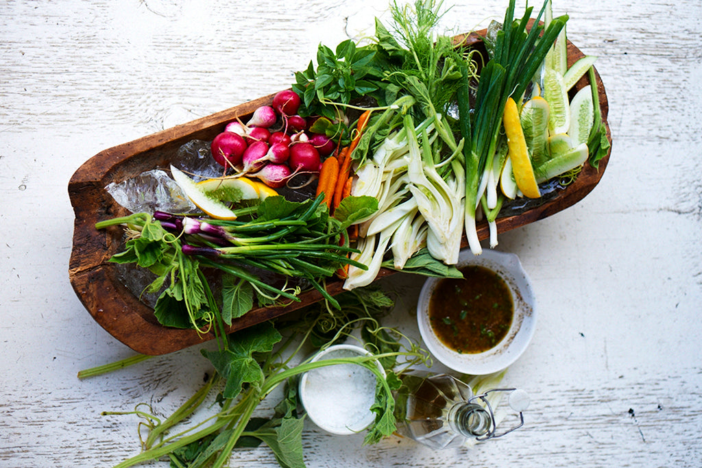 Stephen's Bagna Cauda Recipe
