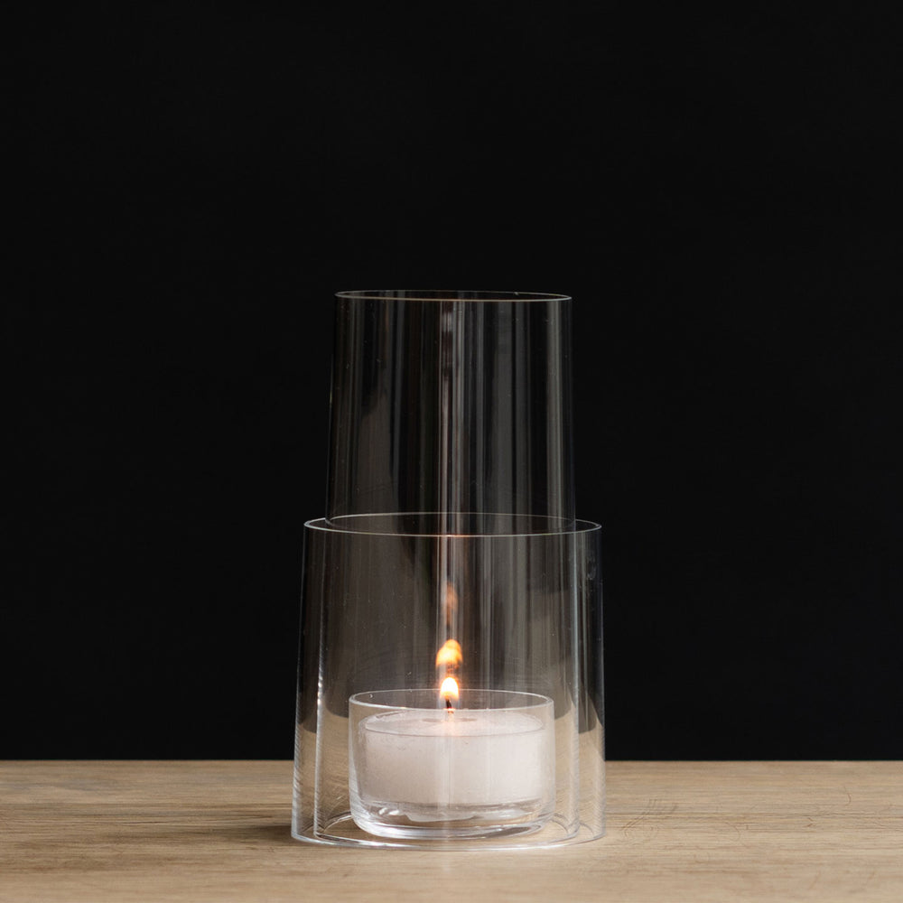 Deborah Ehrlich Tea Light Hurricane Lantern
