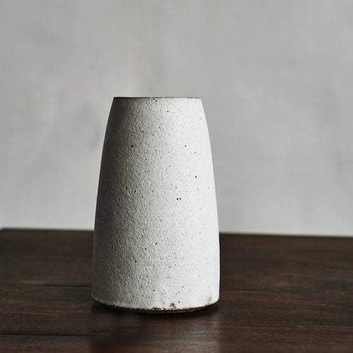 Luna Medium Chalk Vase