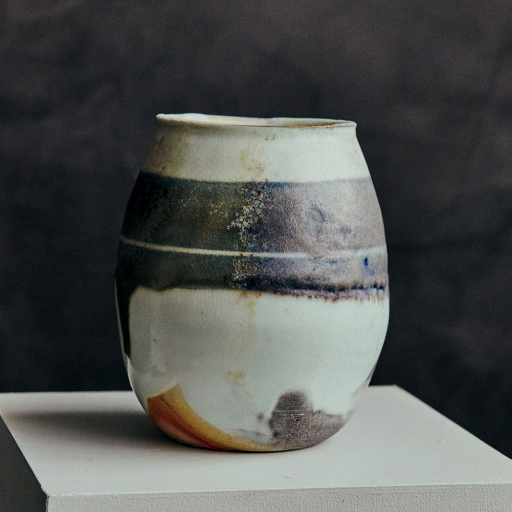 Ming Yuen-Schat Small Moon Jar