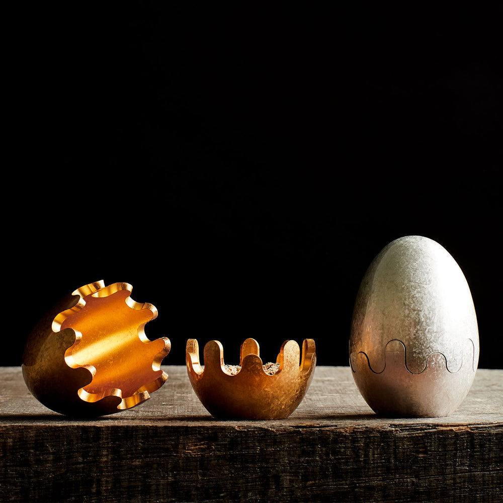 Nousaku Egg Barrel Incense Stand