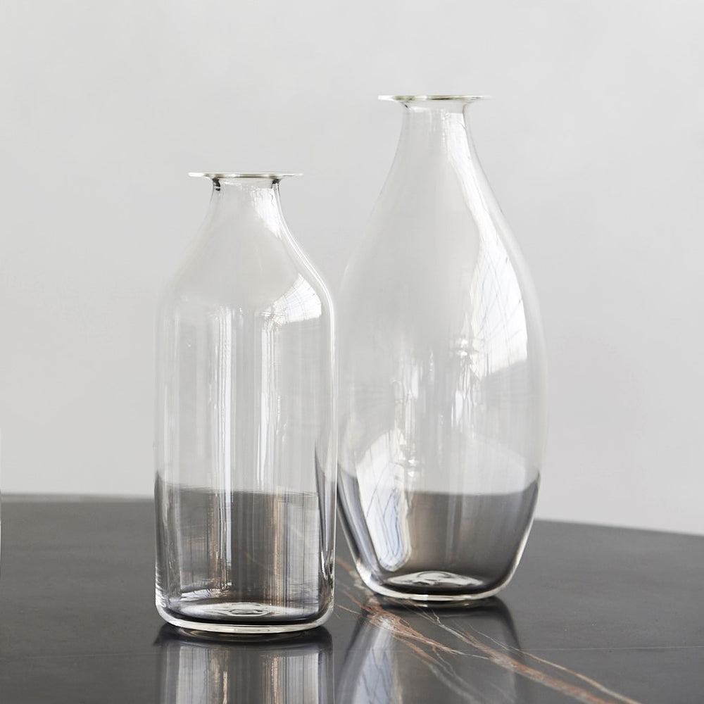 Qualia Glassworks Bottle Vase