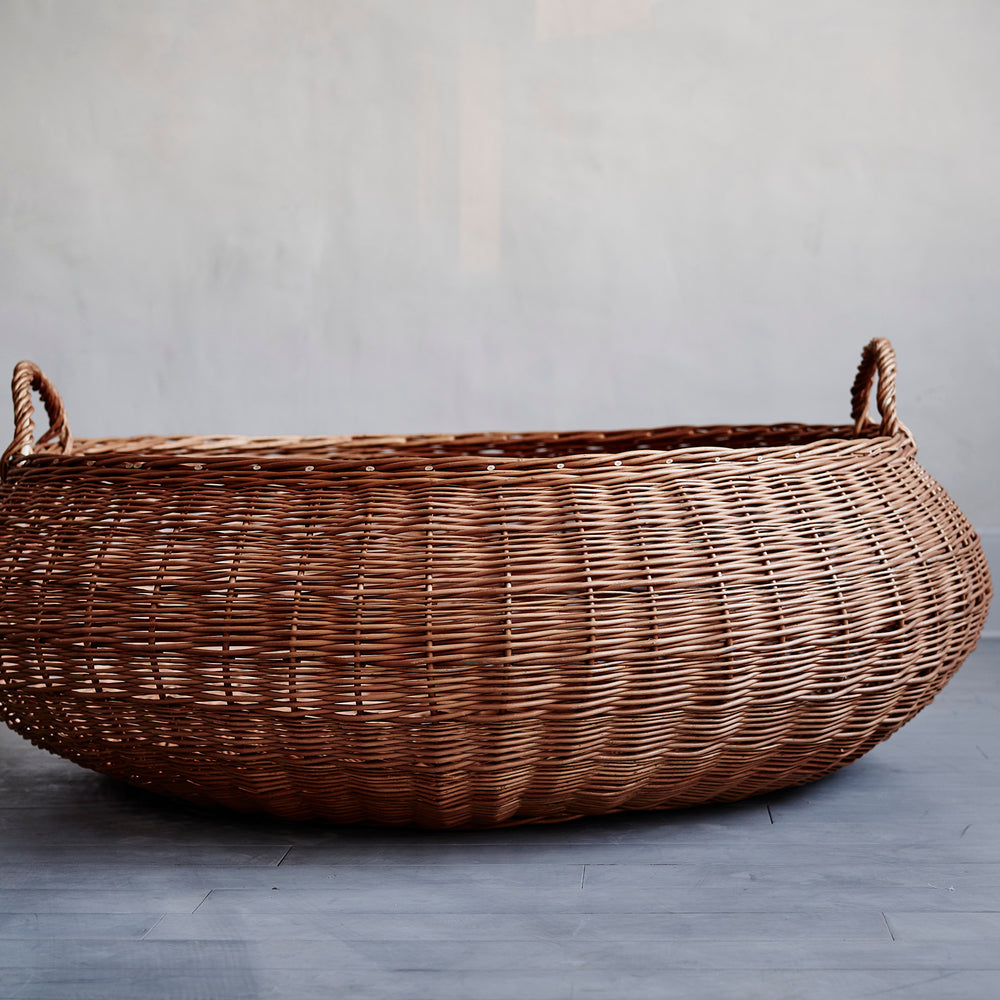 Steen Madsen 64'' Willow Basket