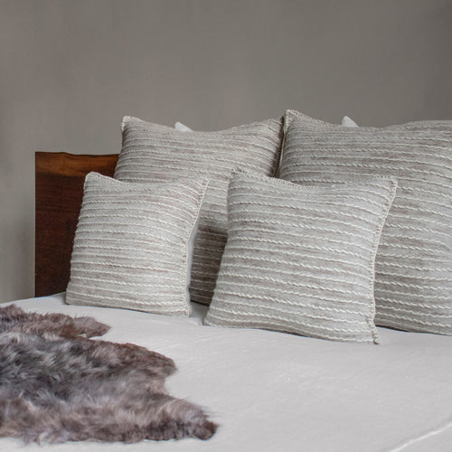 The Good Shepherd Oat Wool Pillow