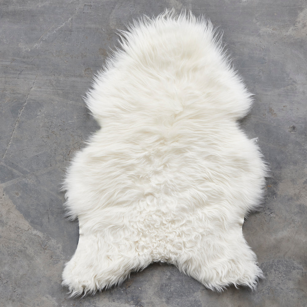 The Organic Sheep Sheepskin Longhair