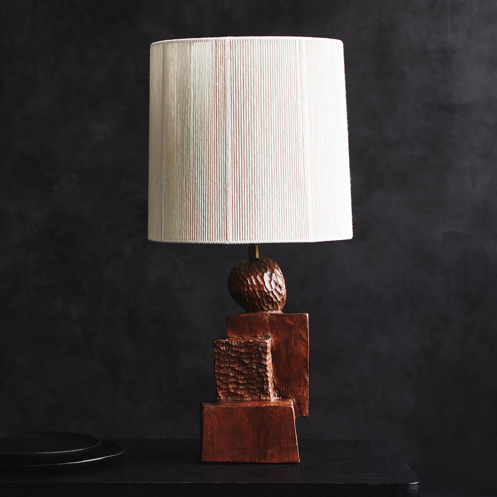 Vedran Jaksic x Guild Brown Lamp 1
