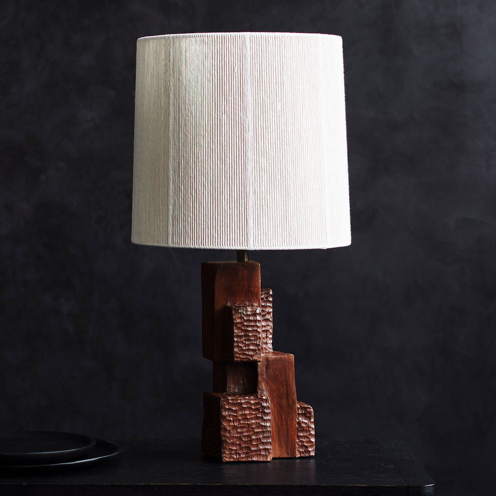 Vedran Jaksic x Guild Brown Lamp 2