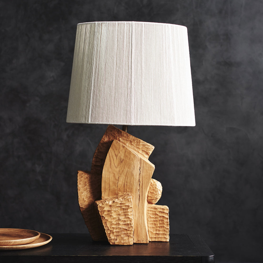Vedran Jaksic x Guild Oak Lamp 1