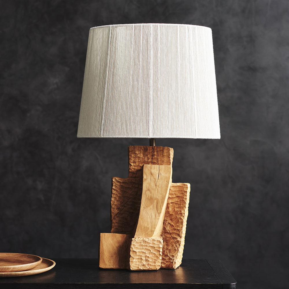 Vedran Jaksic x Guild Oak Lamp 2