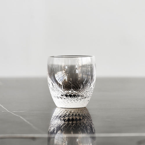 Hiroshima Fine Lace Sake Glass
