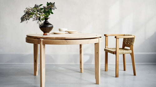 Kant Wood Dining Table