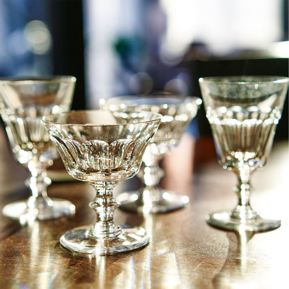 St. Louis Caton Collection Champagne Coupe - Roman and ...