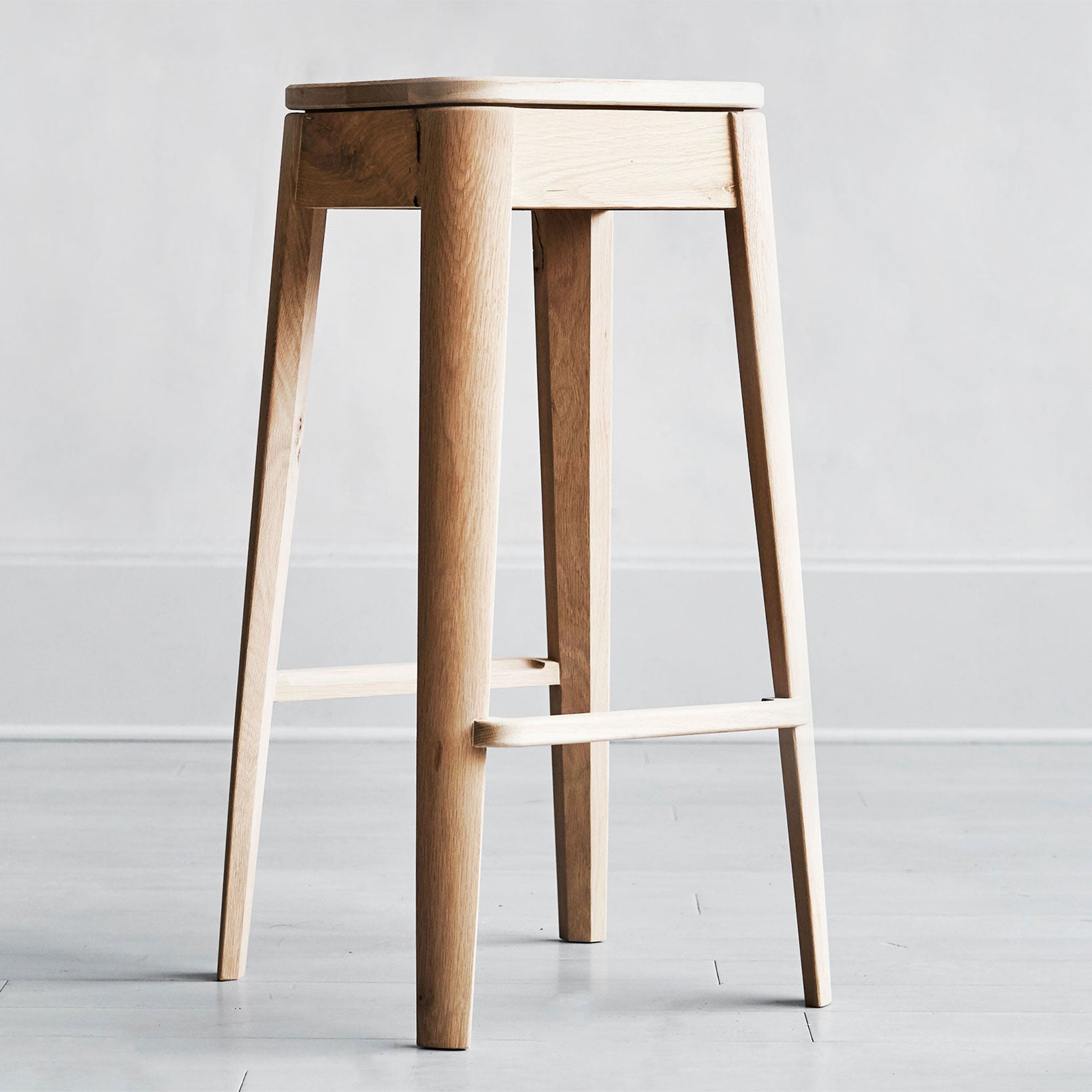 Pleasing Tonic Stool Roman And Williams Guild Machost Co Dining Chair Design Ideas Machostcouk