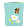 Daisy Patch 3D card