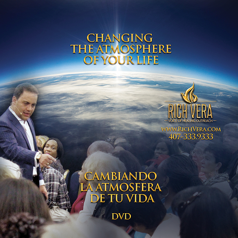 Changing The Atmosphere of Your Life (DVD)