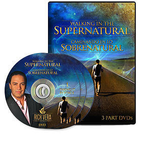 Walking In The Supernatural (DVD Set) Walking In The Supernatural