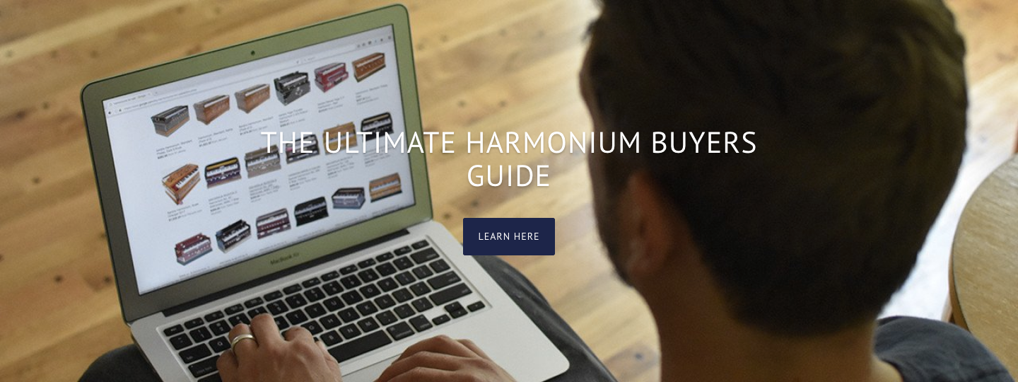 Ultimate Harmonium Buyers Guide | Harmoniums for sale in US