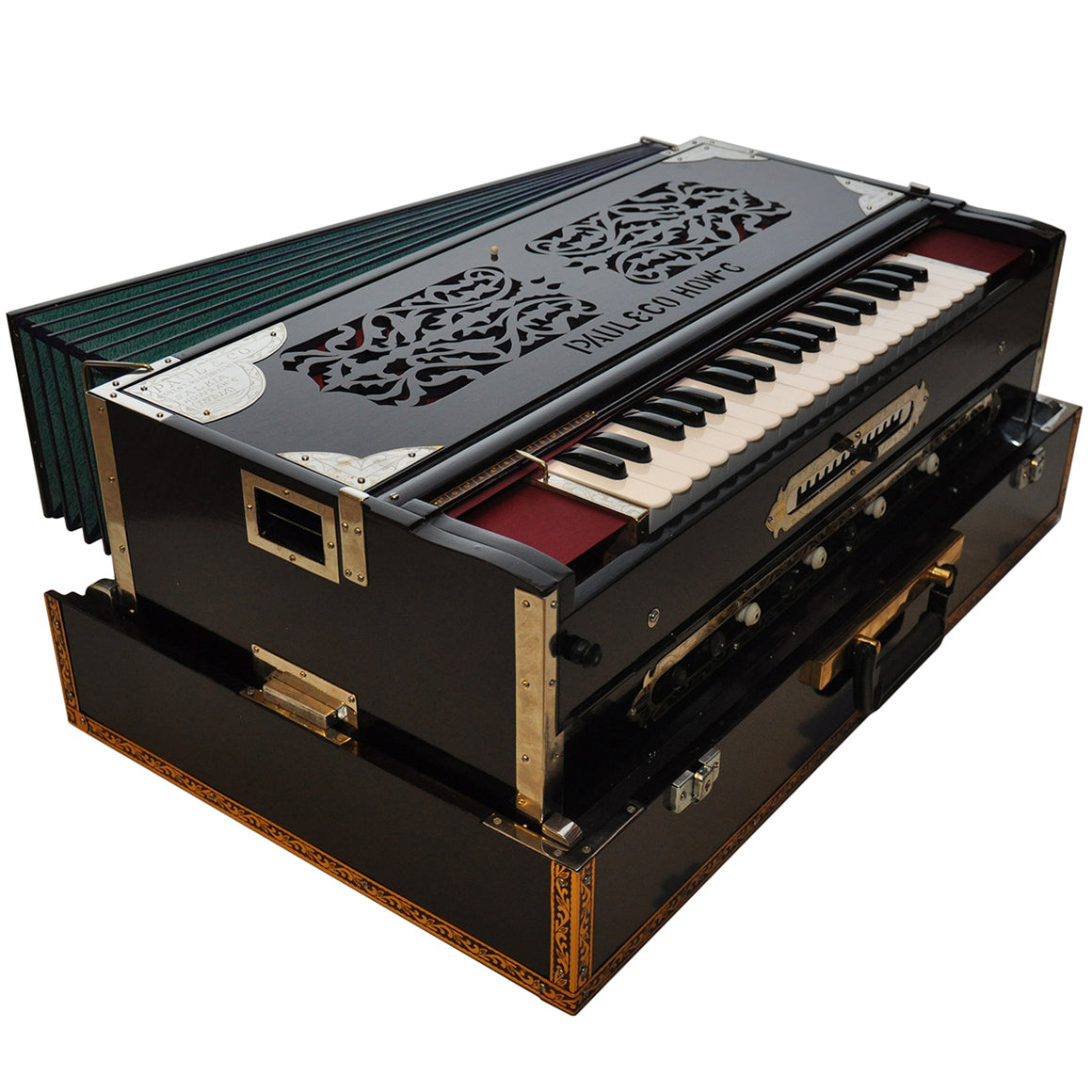 Paul & Company 13/4 Scale Changer Harmonium