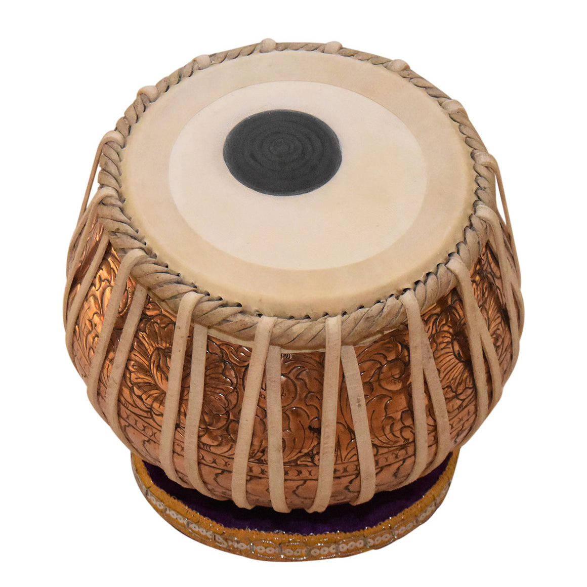 TAAL Concert Copper Bayan / Dugga - 5KG weight
