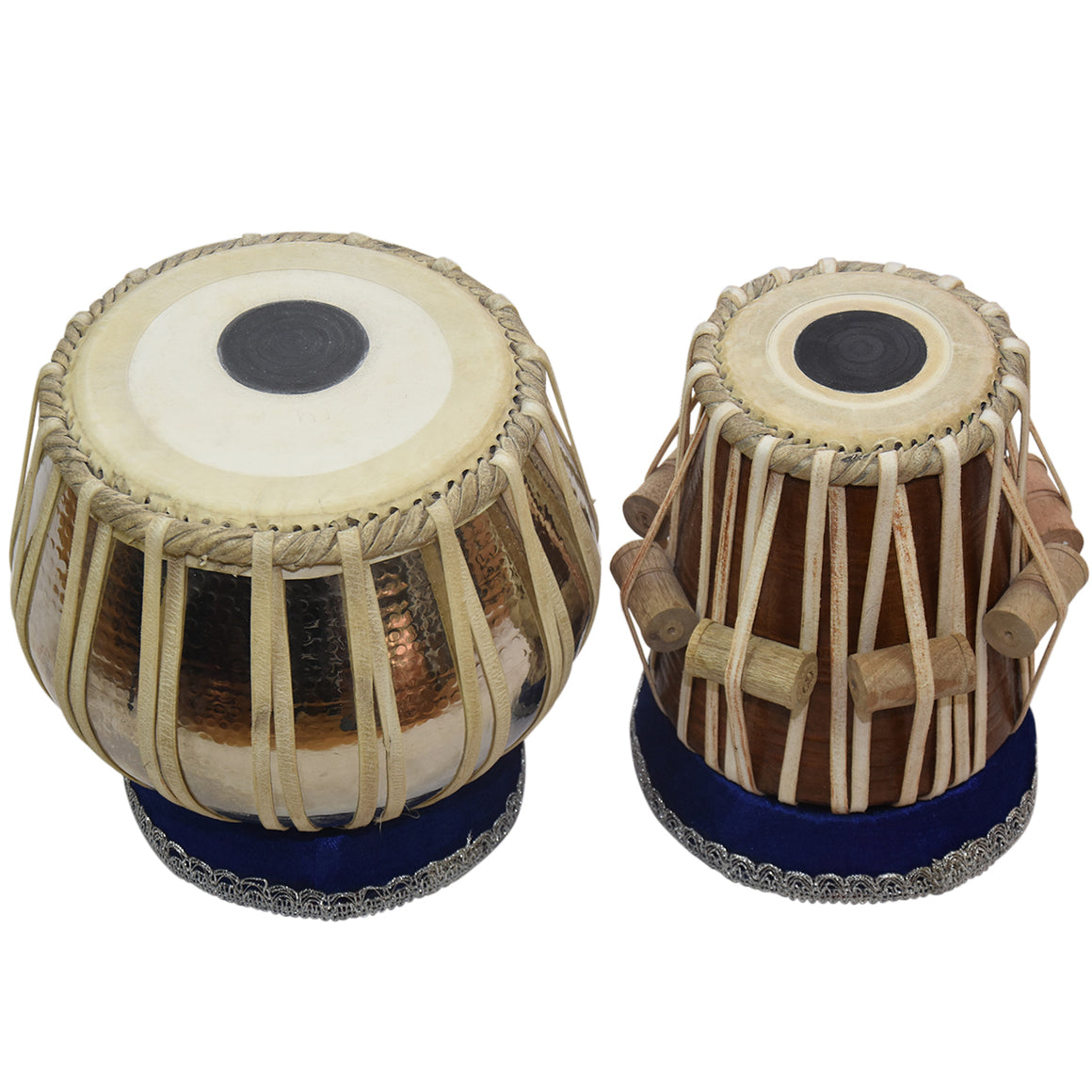 TAAL Standard 3.5 KG Brass Tabla Set