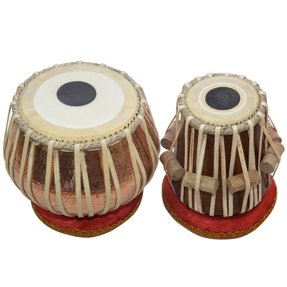 Copy of TAAL Standard 3.5 KG Copper Tabla Set
