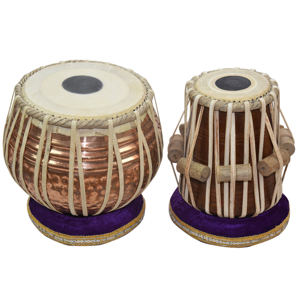 TAAL Professional 4KG Copper Tabla Set
