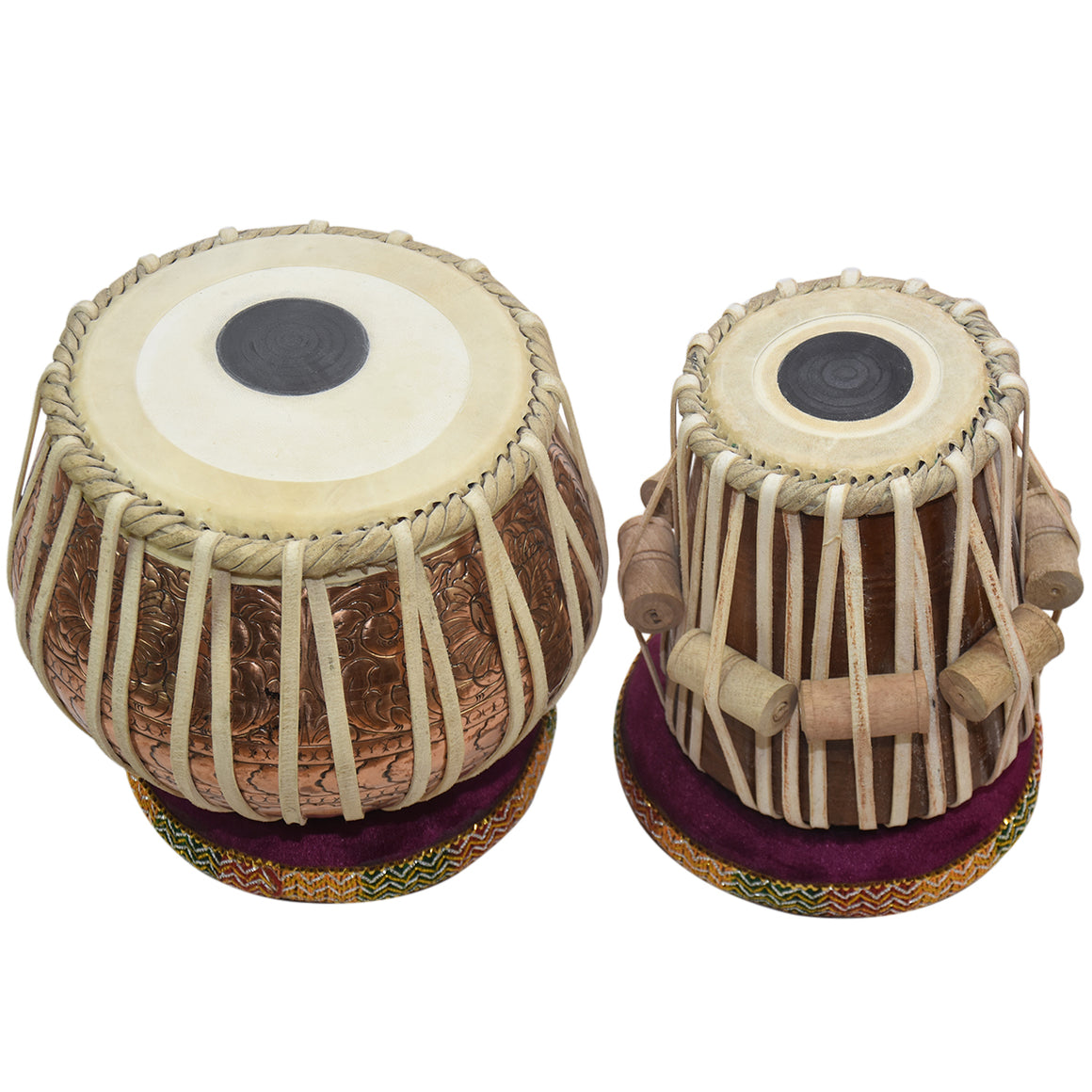 TAAL Concert 5KG Copper Tabla Set
