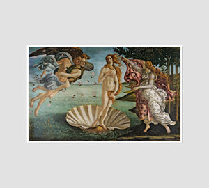 The Birth of Venus by Sandro Botticelli Artblock