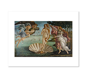The Birth of Venus by Sandro Botticelli Archival Print