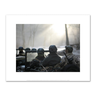 Mark Hogancamp, Untitled (January), 2008, Fine Art Prints in 4 sizes by 2020ArtSolutions