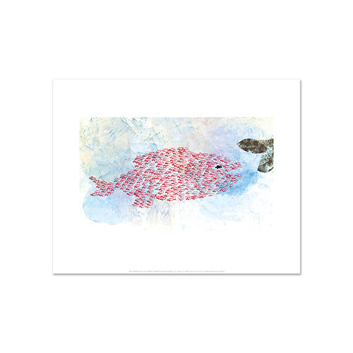 Swimmy II by Leo Lionni, Fine Art print in 4 sizes by 2020ArtSolutions