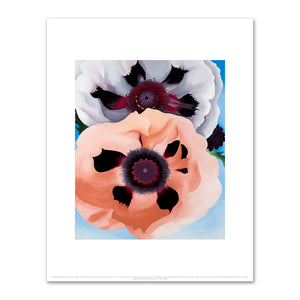 Georgia O'Keeffe, Poppies, 1950, Art prints in various sizes by 2020ArtSolutions