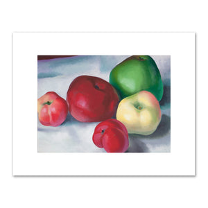 Georgia O'Keeffe / Apple Family 3
