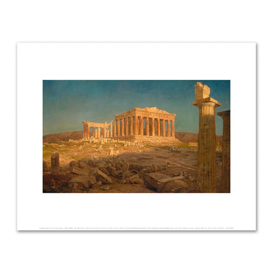 Frederic Church, The Parthenon, Metropolitan Museum of Art (The Met), Art prints in various sizes by 2020ArtSolutions