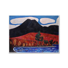 Mt. Katahdin (Maine), Autumn #2 by Marsden Hartley Artblock