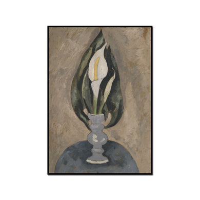 Marsden Hartley, Still Life No. 16, ca. 1920, Artblock in 3 sizes by 2020ArtSolutions