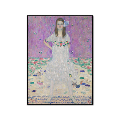 Gustav Klimt, Mäda Primavesi, 1912-1913, Artblock in 3 sizes by 2020ArtSolutions